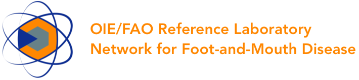 Reference Laboratory for Foot-and-Mouth Disease logo
